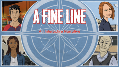 A Fine Line Page